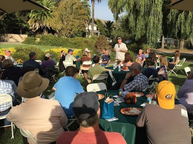Faculty Commons SLO BBQ & Potluck 2015