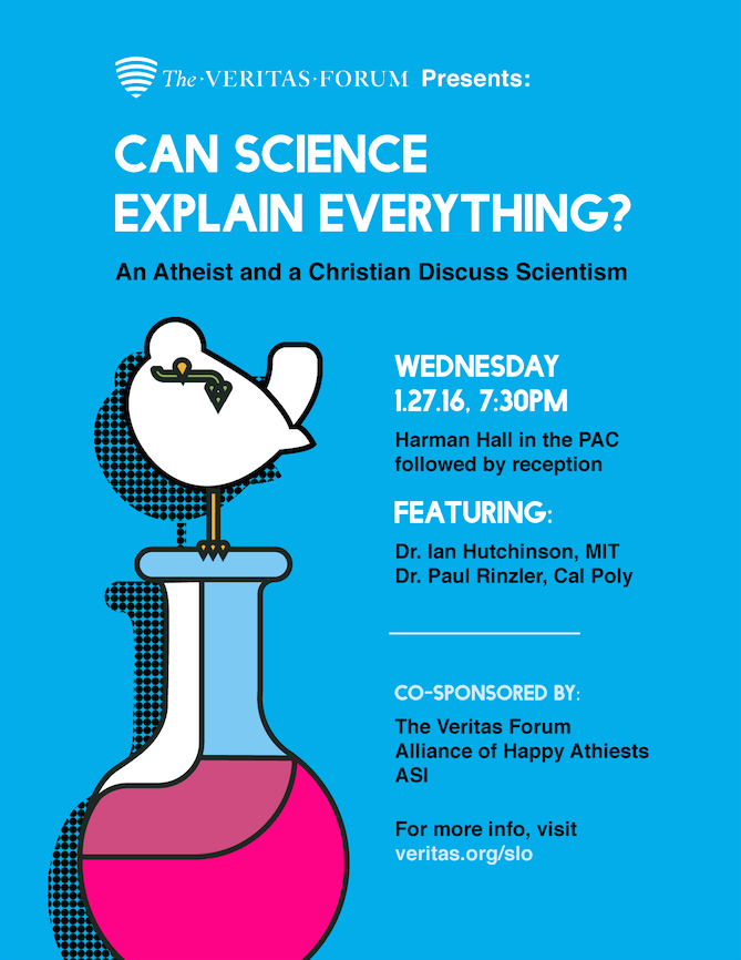 can science explain everything It would have to explain everything from the works of shakespeare to the human brain and the forests and valleys of our natural world, says john barrow all four are linked in a kind of giant cosmic sheet if you've ever heard a character in a science fiction movie mention the space-time continuum, this is.